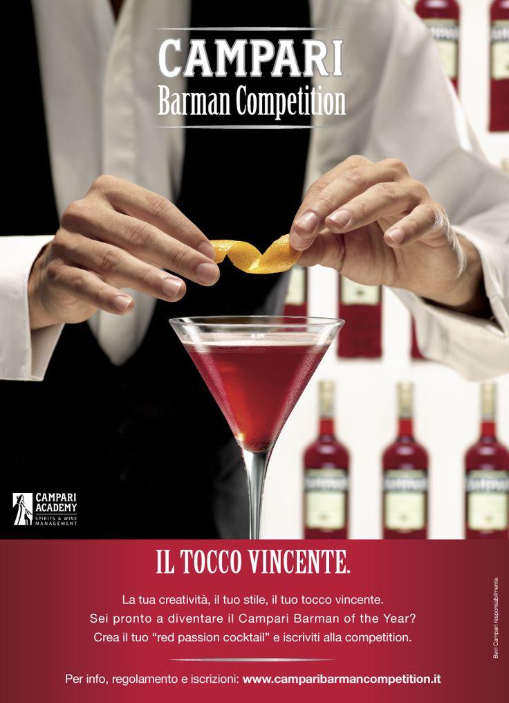 ADV Campari Barman Competition 2013