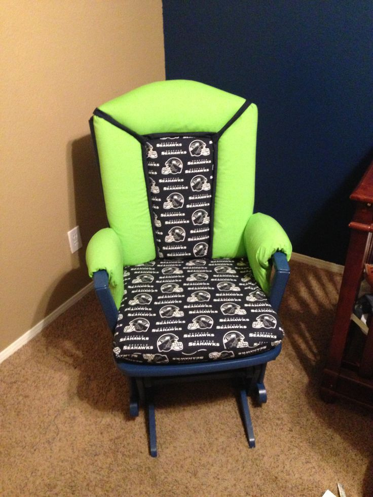 ... Sewing projects on Pinterest  Rocking chairs, Quilt and 12th man