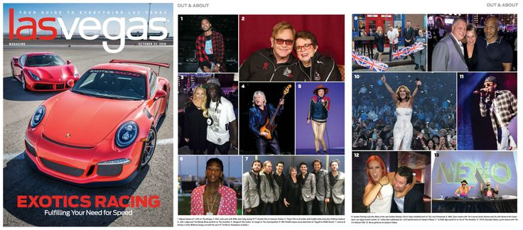 Recent #celebrity sightings at #theD and Downtown Las Vegas Events Center!  #lasvegas #vegas #concerts #flavorflav #music #fun #events #wrestling #beckylynch