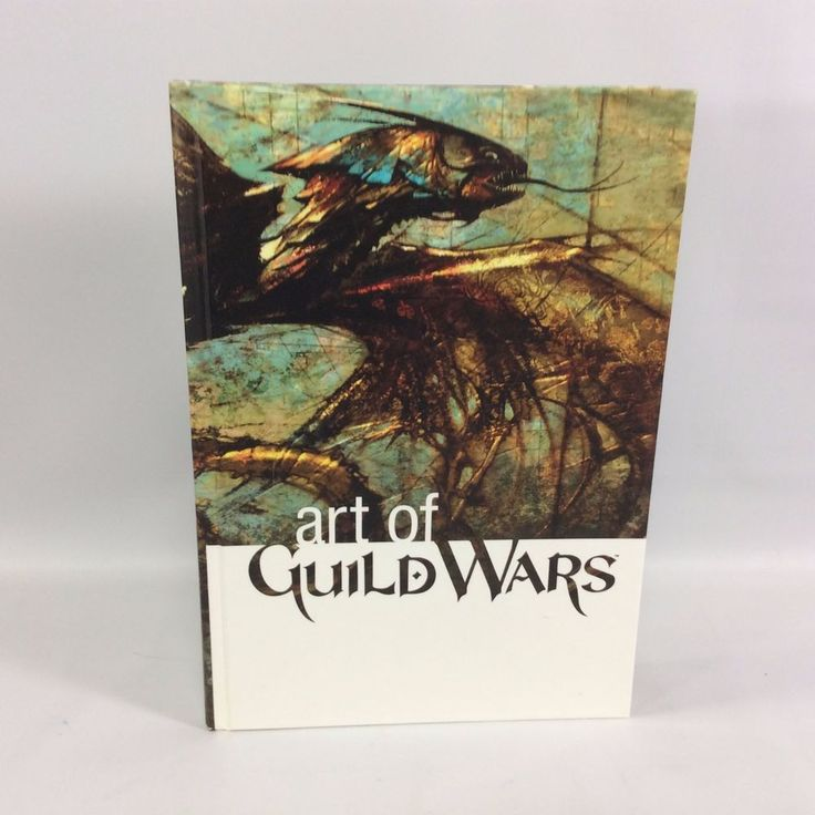 The Art of Guild Wars Hardcover Book Arenanet NC Soft 2005