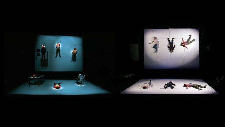 Sarah Kane/4-48 Psychosis (2004) / The Royal Court Theater