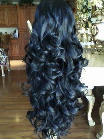 WAVY FULL LACE FRONT WIG #1 24-26 INCHES!!