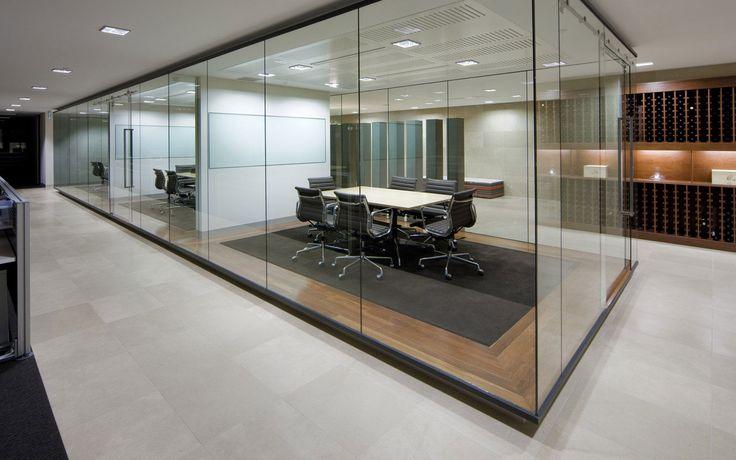 Isis Australian Offices Interior Meeting Room Design