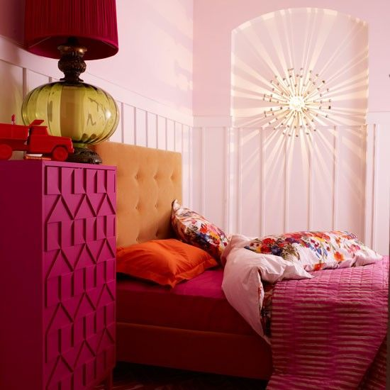 Pink And Brown Bedroom Decorating Ideas Captivating 2018