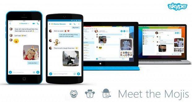 Skype Sohbete Kısa Video Özelliği Ekledi
