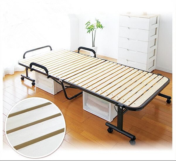 cheap bed frame buy quality designer bed frames directly from china folding bed frames suppliers japanese tatami metal folding bed frame with caters