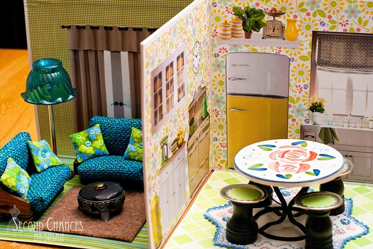 1000 Ideas About Paper Doll House On Pinterest Doll