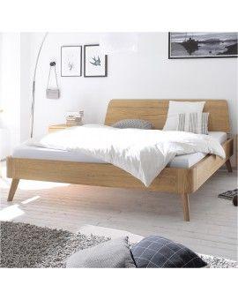 Hasena Oak Bianco Eiche Bett Masito 25 Kopfteil Edda 90x200 Betten