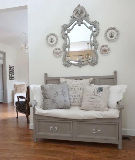 Bedroom Inspiration Dark Wood