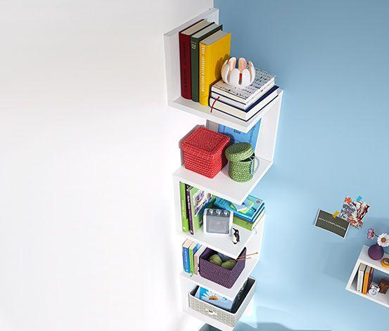 Corner shelf by Tchibo