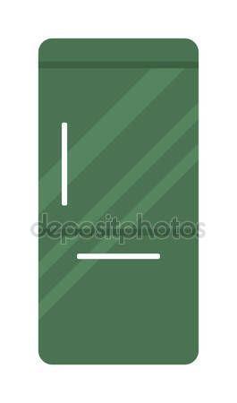 Скачать - Modern refrigerator kitchen appliance cold home freezer electric flat vector illustration. — стоковая иллюстрация #105659386 #HomeAppliancesVector #HomeAppliancesIllustration
