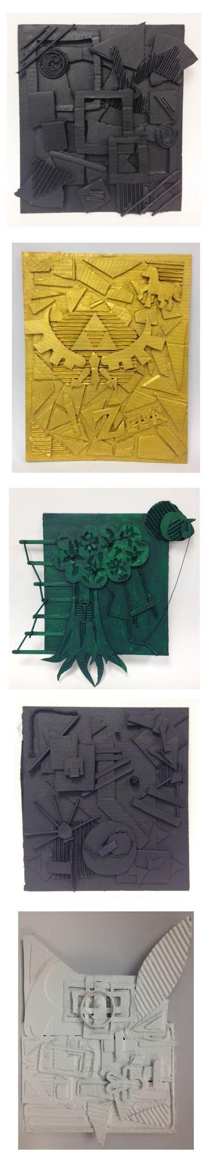Louise Nevelson>>> Projetos de Escultura Assemblage - arte da 8ª série<<<