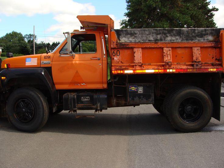 64 best images about Dump Trucks on Pinterest