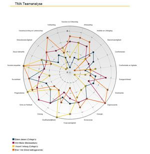 TMA; Talenten Motivatie Analyse.   http://www.tmamethode.nl/NL/sliders/tma-talenten-analyse.html