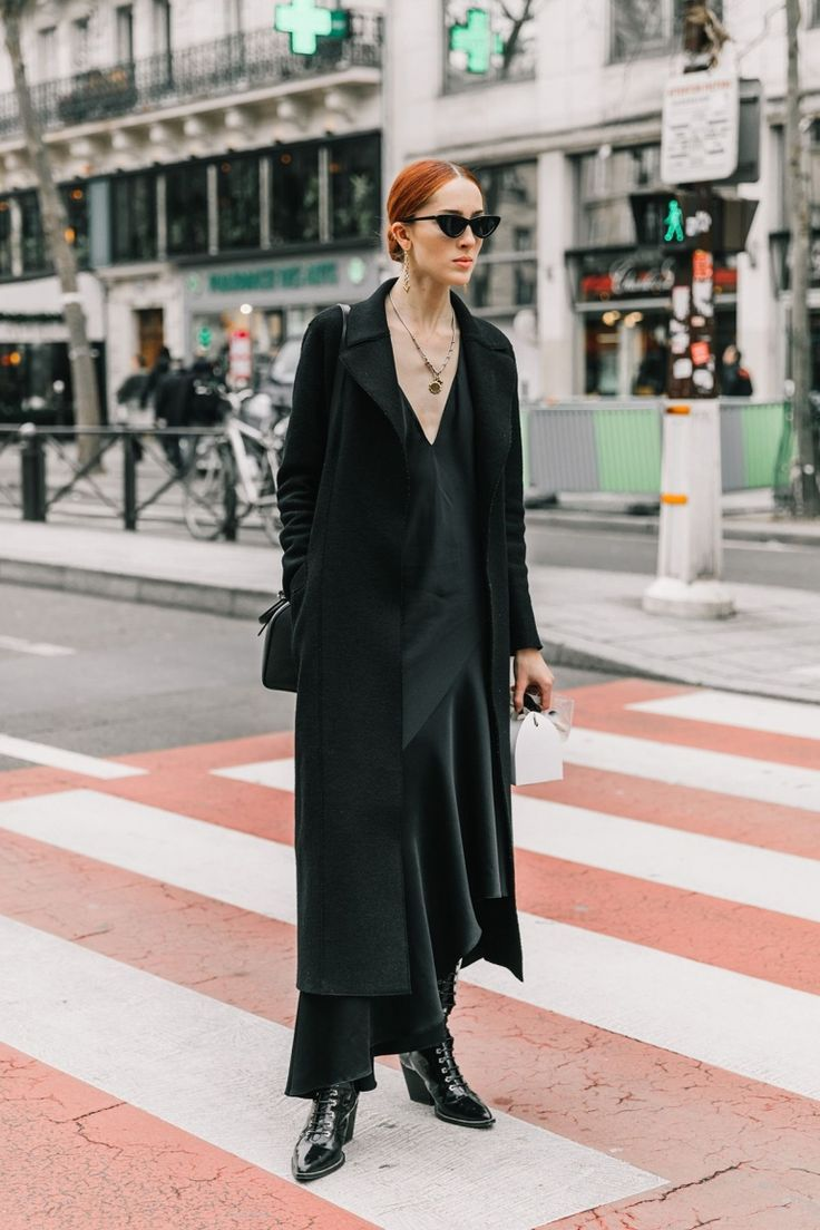Paris FW 2018 Street Style