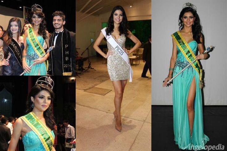 Letícia Alencar Miss Piauí 2015 for Miss Brasil 2015