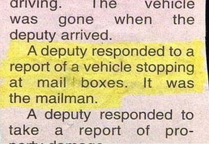 And we wonder why they go postal?: Funny Things, Giggle, Police, Funny Picture, Funny Stuff, Humor, Funnies, Hilarious