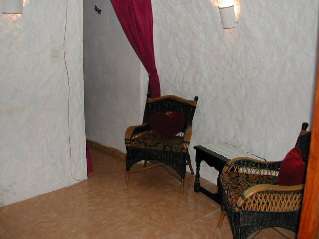 Cueva Libelula Castillejar Cave House (Cueva Pedro)   Right Choice Spain