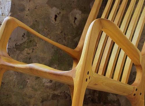 die besten 25 holzsessel ideen auf pinterest gartenm belpl ne ressource furniture und. Black Bedroom Furniture Sets. Home Design Ideas
