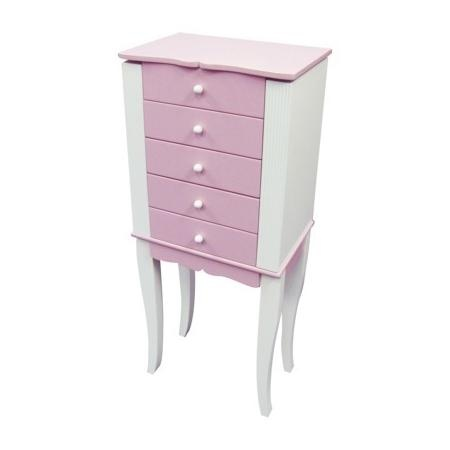 List of Synonyms and Antonyms of the Word jewelry armoire pink white