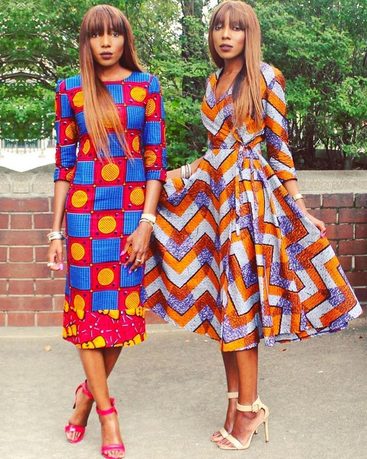 Dpiper Twins ~DKK ~African fashion, Ankara, kitenge, African women dresses, African prints, African men's fashion, Nigerian style, Ghanaian fashion.