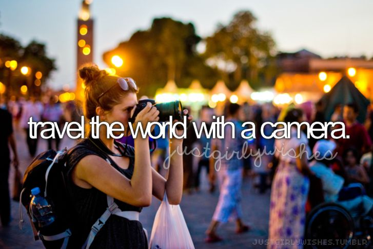 A Bucket List for Girls : Photo