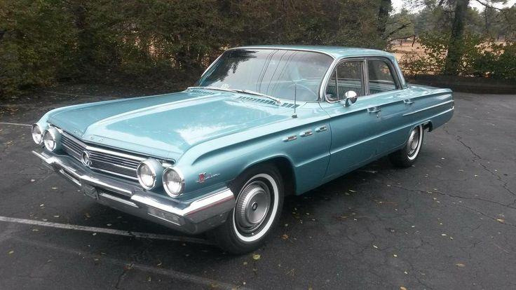 1962 buick lesabre 4 door sedan autos as art pinterest. Black Bedroom Furniture Sets. Home Design Ideas