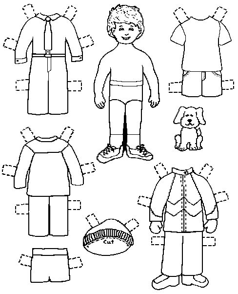 paper dolls coloring pages free printable paper dolls