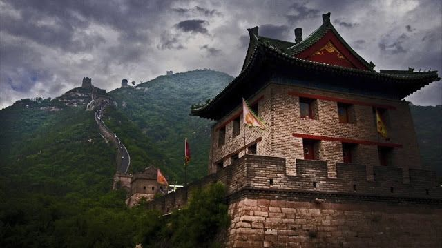 Explore New Destinations: Great Wall of China
