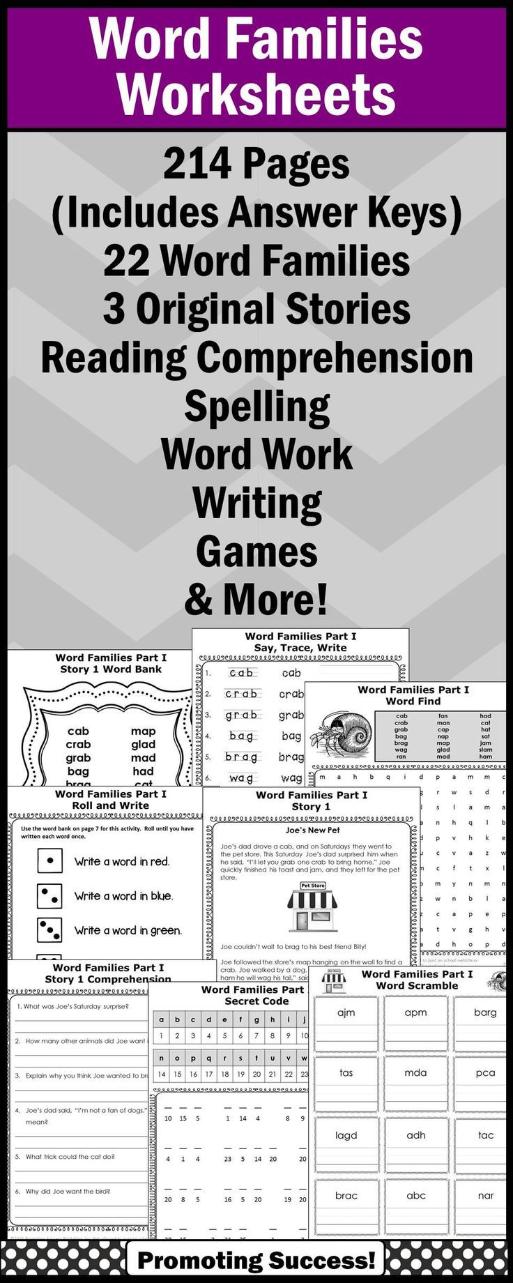 Worksheet Words That Rhyme With Bell 1000 images about kindergarten readiness on pinterest group word families activities in this 200 page packet you will receive tons of