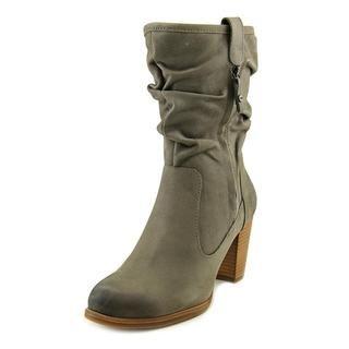 Best 20  Grey leather boots ideas on Pinterest   Kelsi dagger ...