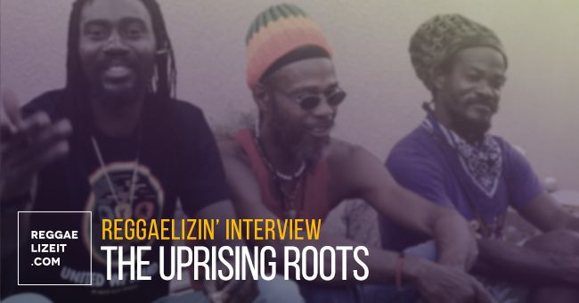 INTERVIEW: The Uprising Roots @ Kingston, Jamaica - February 2016  #BlackKush #BlackToIRoots #interview #Jamaica #Jr.Congo #Kingston #Pot-a-Rice #rastafari #ReggaaelizinInterviews #reggaelizeitinterview #RootsReggae #Skyfiya #TheUprisingRoots #TheUprisingRoots #uprisingrootsinterview