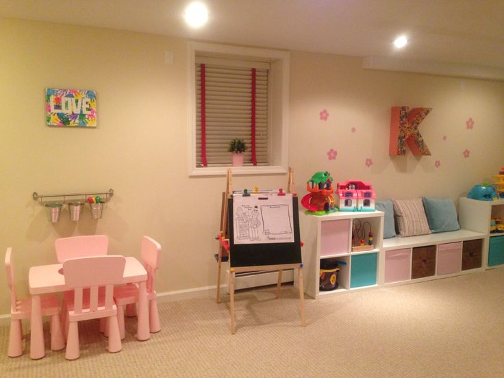 Fun ways to incorporate storage and seating to a playroom ...