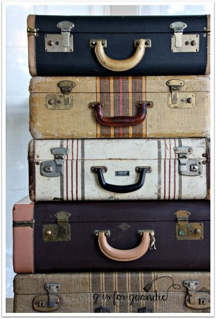 vintage suitcases                                                                                                                                                      More