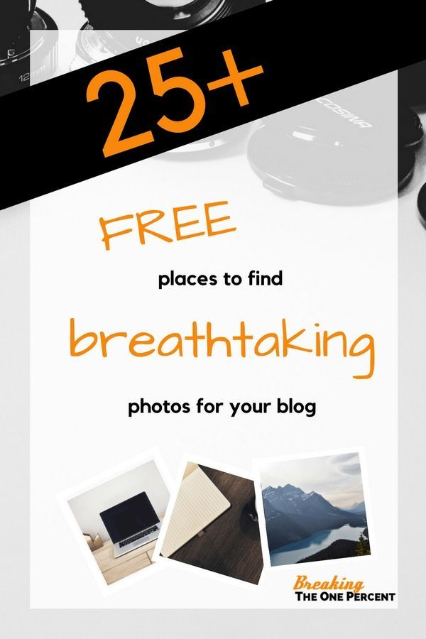 27 Best Places To Find Free Stock Photos That Look Amazing Online Business Business Checks Blog