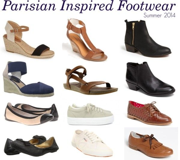 cf38253c9 What Shoes to Wear in Paris in Summer and Winter: Parisian Shoe Trends |  Travel Shoes | Travel shoes, Travel shoes women, Shoes