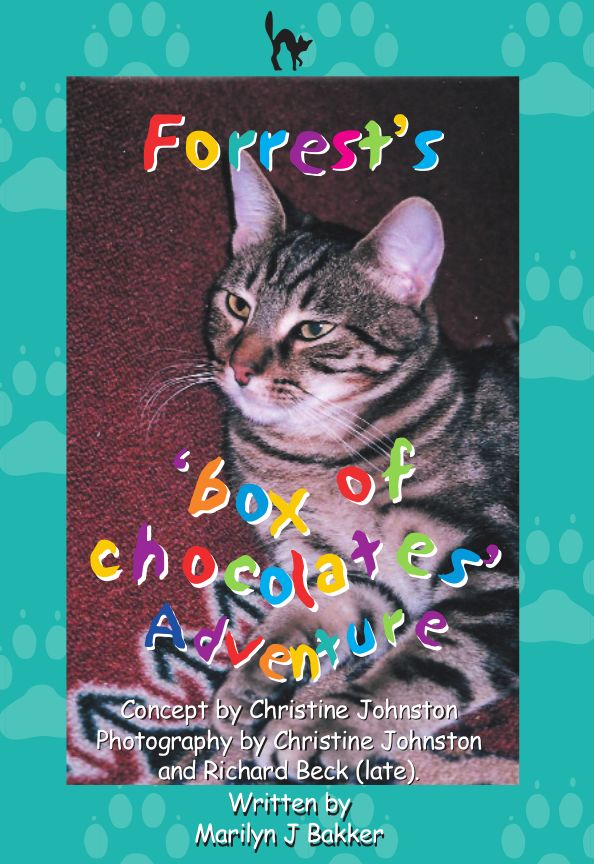 Forrest was badly treated as a young cat and suffered a serious injury. After he arrives at the cat rescue centre his life becomes like 'a box of chocolates' with surprises every day. Just like his namesake, Forrest Gump, Forrest, the cat, overcomes his fear with the help of his friends and grows to become confident and successful.