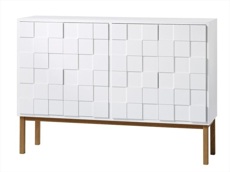 A 2 | Collect CollectionCOLLECT 2010 LOWSideboard with Doors, Design by Sara Larsson (2010)