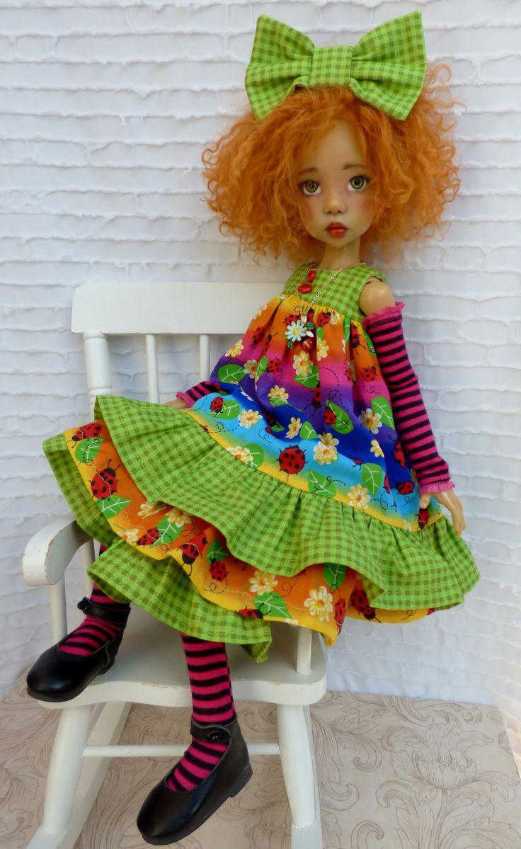 Summer Ladybug outfit