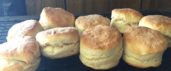 Southern Buttermilk Biscuits Recipe - Genius Kitchen