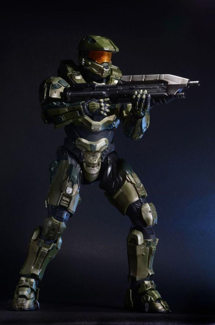 how to make halo armor