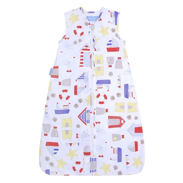 The Gro Company 2.5 TOG Travel Grobag Baby Sleep Bag - Newborn, Infant Unisex, Size: 0-6 Months, White