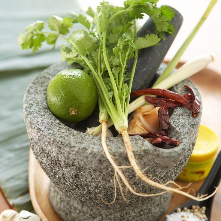 Punainen thai-currytahna