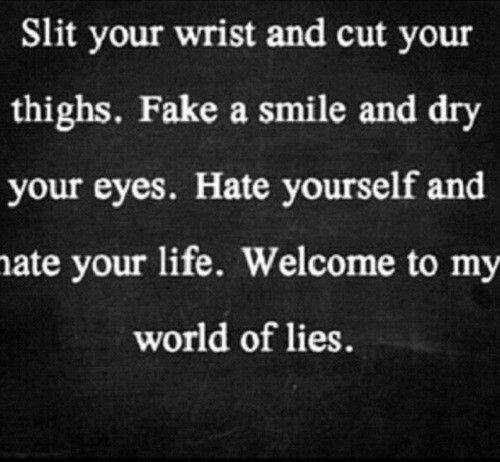 Depressing Quotes About Cutting: 25+ Best Ideas About Family Problems On Pinterest
