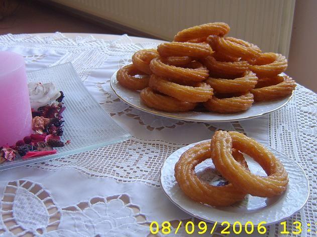 tulumba tatlısı  tulumba dessert