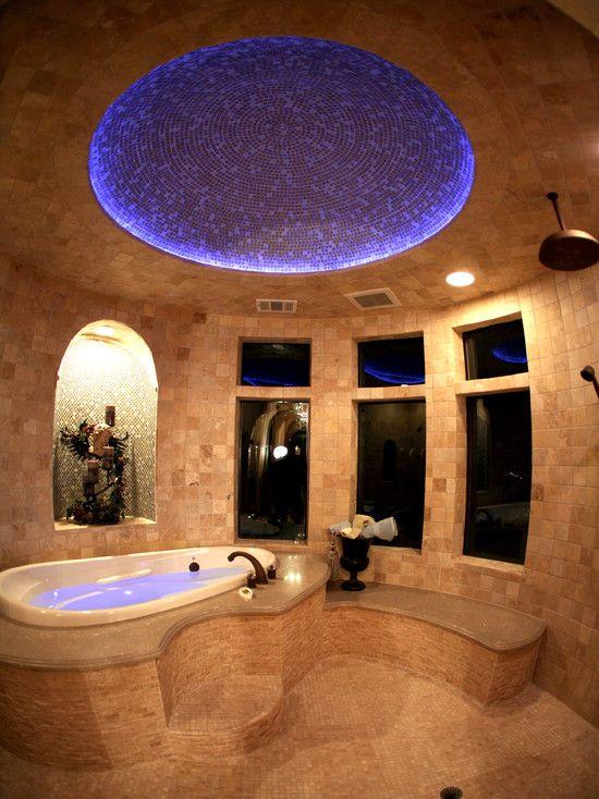 Mediterranean Bathroom Design, Pictures, Remodel, Decor and Ideas - page 33