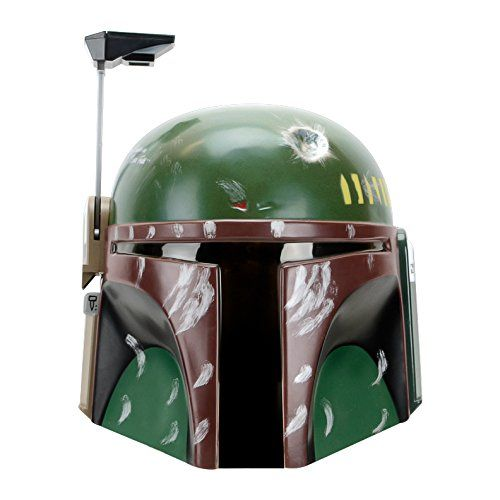 Jeremy Bulloch Autographed Star Wars 1:1 Scale Boba Fett Helmet //Price: $399.99 & FREE Shipping //     #starwarscollection