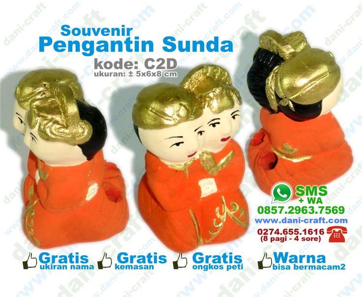 Pengantin Sunda WA/ SMS Center: 0857.2963.7569 Telp/SMS/WA: 0813.2660.1110 (Telkomsel) 0857 4384 2114 (Indosat) 0896.296.77.660 (Tri) 0819.0403.4240 (XL)  PIN BBM: 59E 8C2 B6. #PengantinSunda #PabrikSunda #SouvenirPernikahanMurah