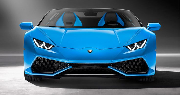 2017 Lamborghini Huracán Spyder   Gallery