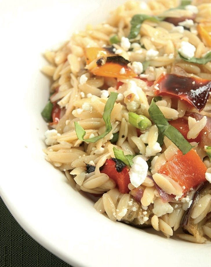 Ina garten s 13 best summer recipes of all time orzo Ina garten summer pasta